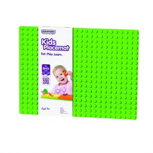 Groene Duplo placemat